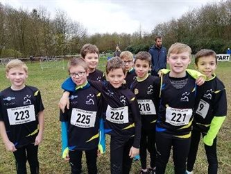 CHAMPIONNATS de l'AISNE de CROSS-COUNTRY